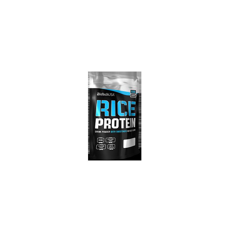 Protéine de Riz - BioTech USA