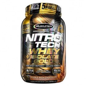 Nitro-Tech Whey + Isolate Gold