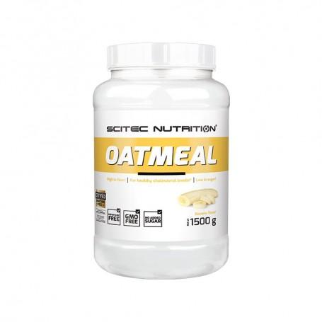Scitec Nutrition - Flocons et Farine d'avoine Oatmeal