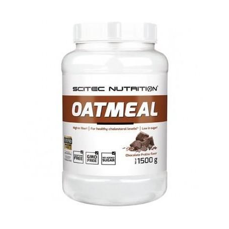 Flocons et Farine d'avoine Oatmeal - Scitec Nutrition
