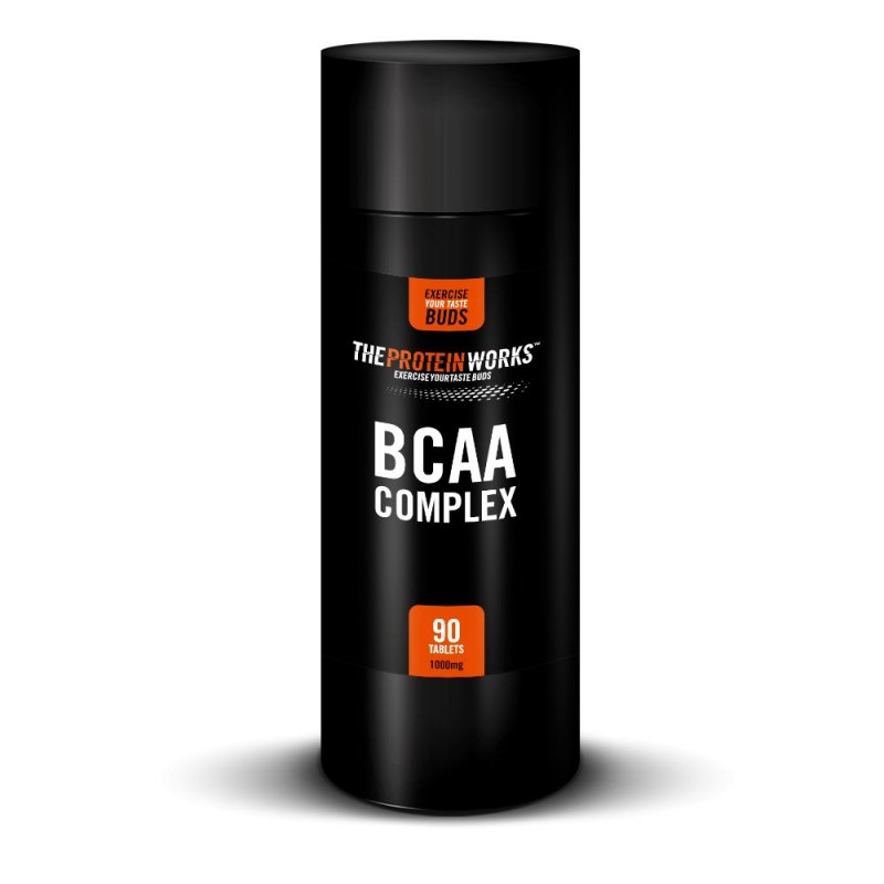 BCAA Complex - The Protein Works