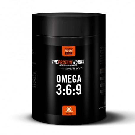 Oméga 3:6:9 - The Protein Works