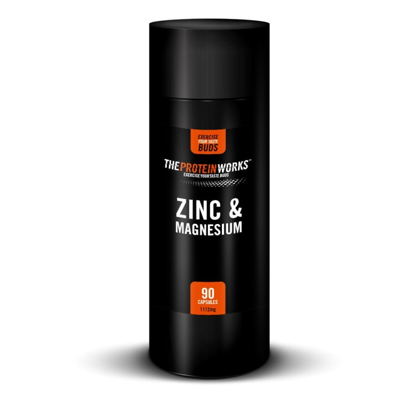 Zinc Magnesium - The Protein Works