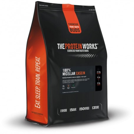 100% Caséine micellaire - The Protein Works