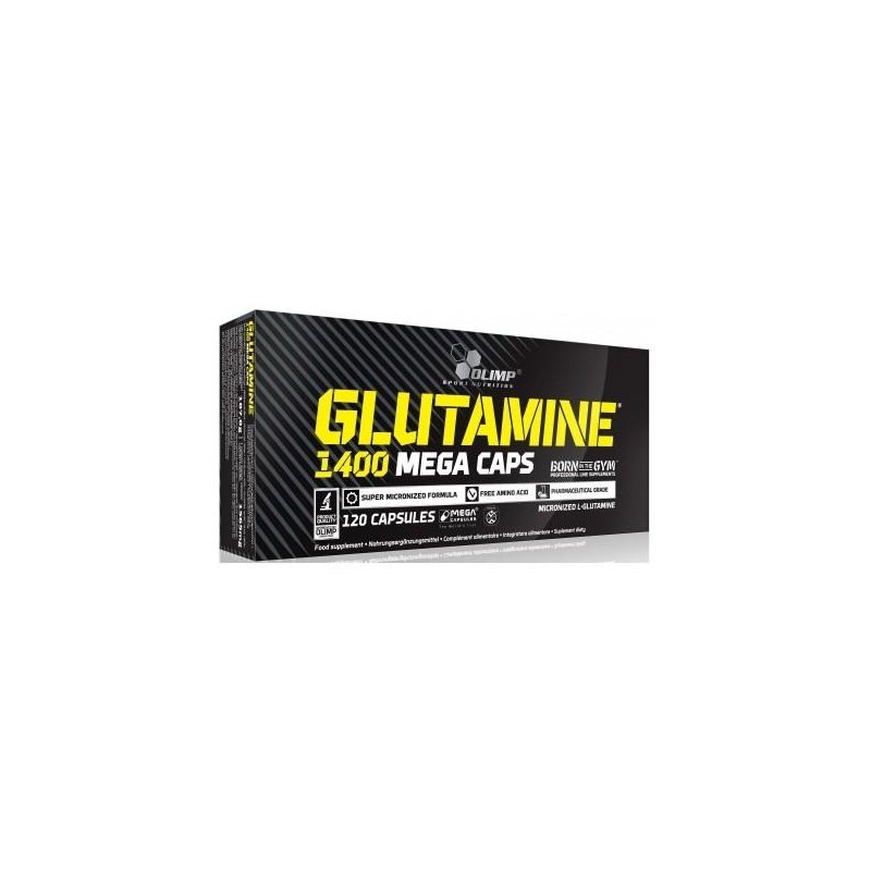 Glutamine Mega Caps - Olimp Sport Nutrition