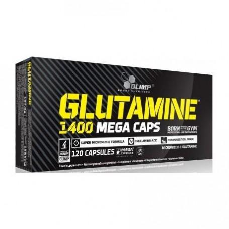 Glutamine Mega Caps - Olimp Sport Nutrition