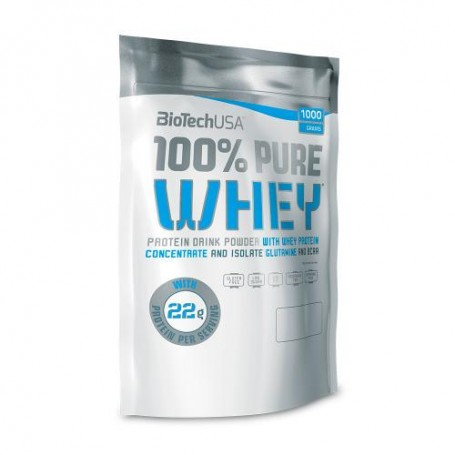 100% Pure Whey - BioTech USA