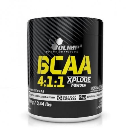 BCAA 4 1 1 Xplode