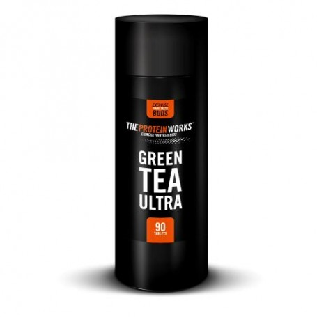 The Protein Works - THÉ VERT ULTRA