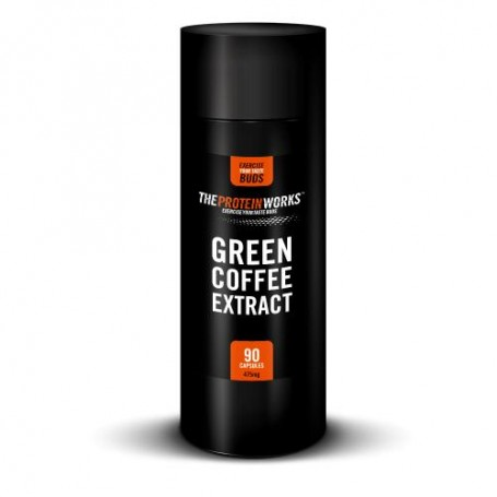 EXTRAIT DE CAFÉ VERT - The Protein Works