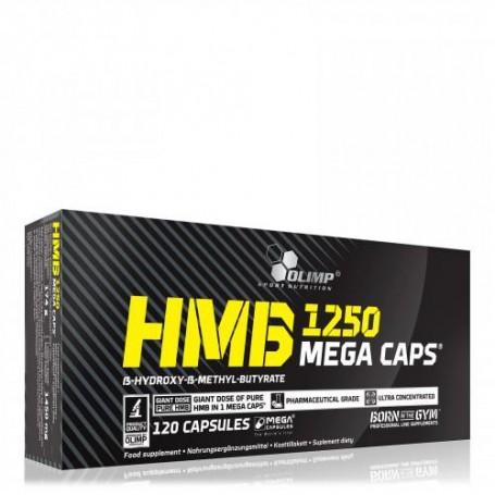 HMB Mega Caps 1250 - Olimp Sport Nutrition