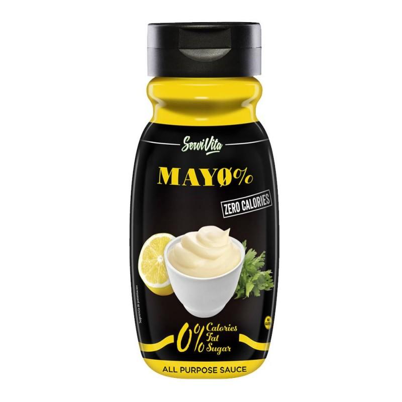 Sauce Mayo 0 % - Servivita