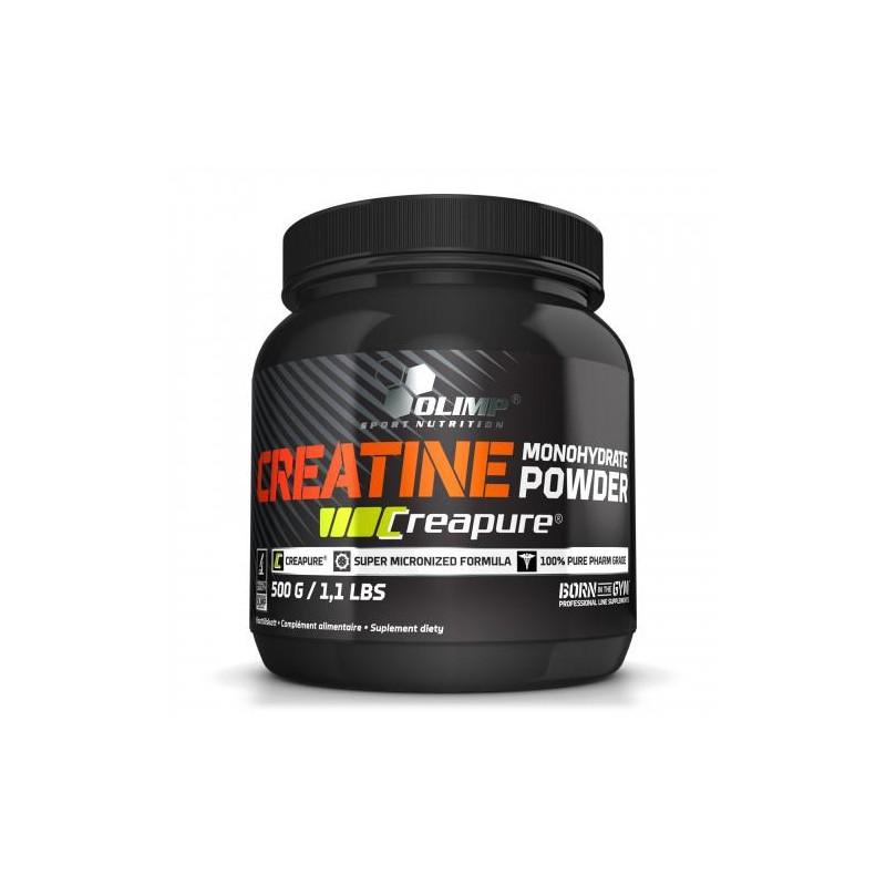 Créatine monohydrate Creapure® - Olimp Sport Nutrition