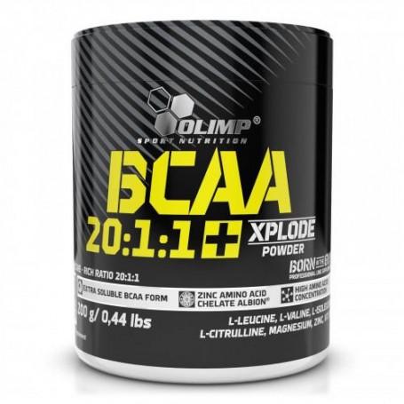 BCAA 20:1:1 XPLODE POWDER - Olimp Sport Nutrition