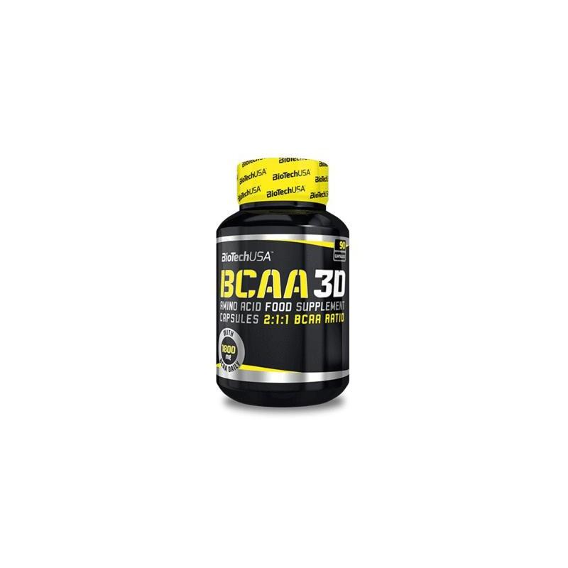BCAA 3D - BioTech USA