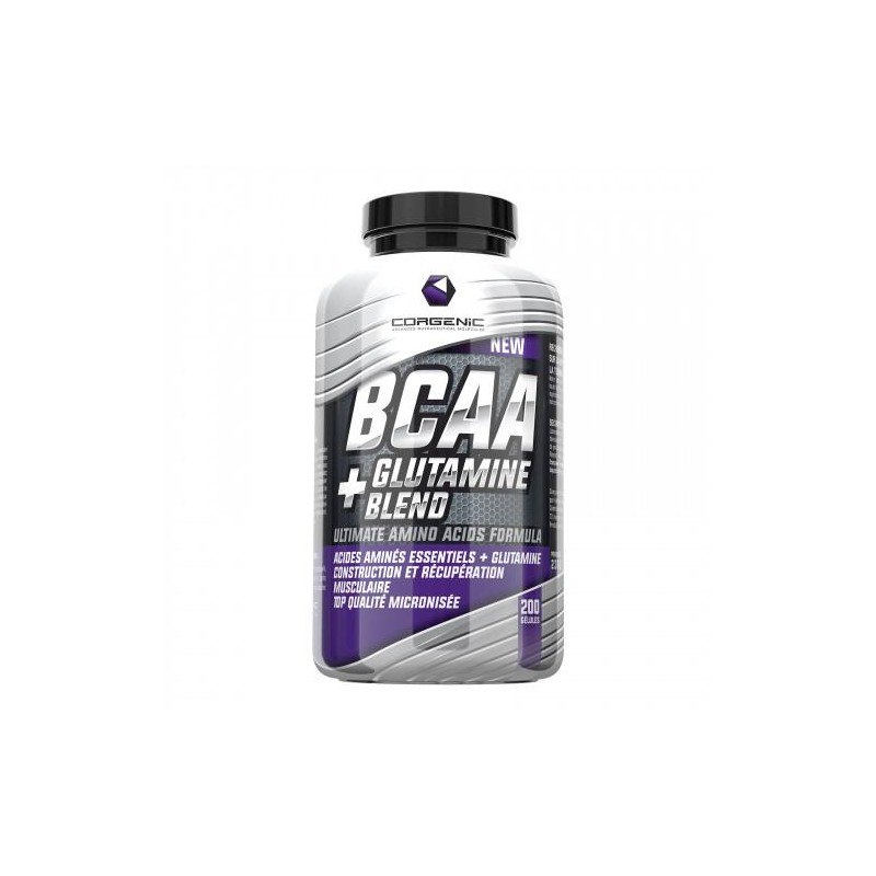 BCAA + Glutamine - Corgenic