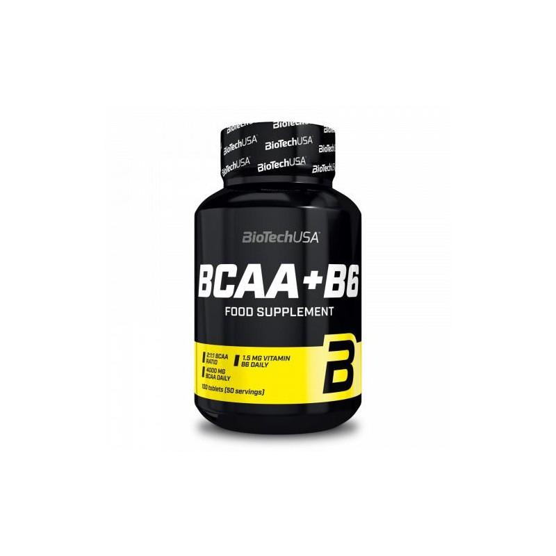 BCAA + B6 - BioTech USA