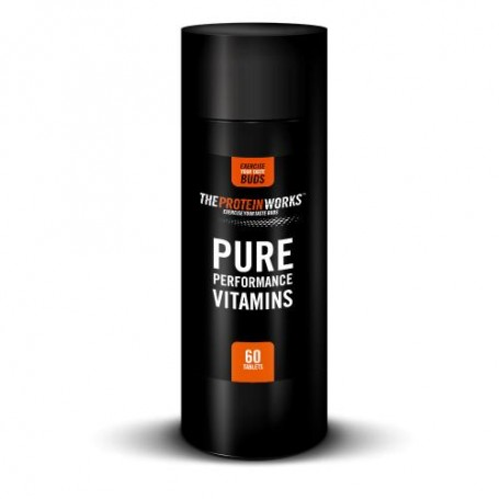 The Protein Works - VITAMINES PERFORMANCE 60tablettes