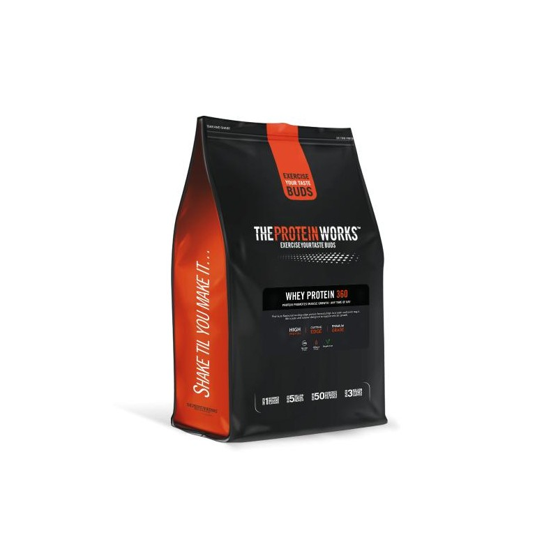WHEY Protéine 360 - The Protein Works