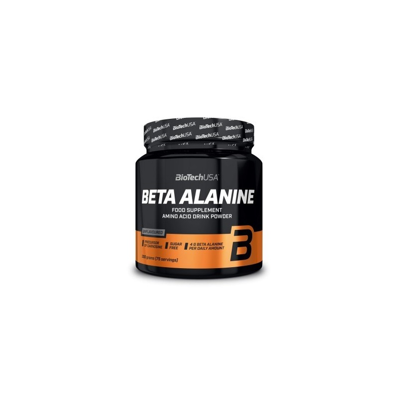BETA ALANINE 300 g - BioTech USA