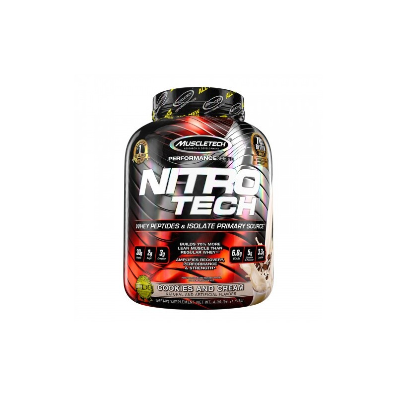 Nitro-Tech - MuscleTech