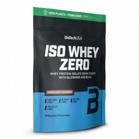 Iso Whey Zero sans lactose