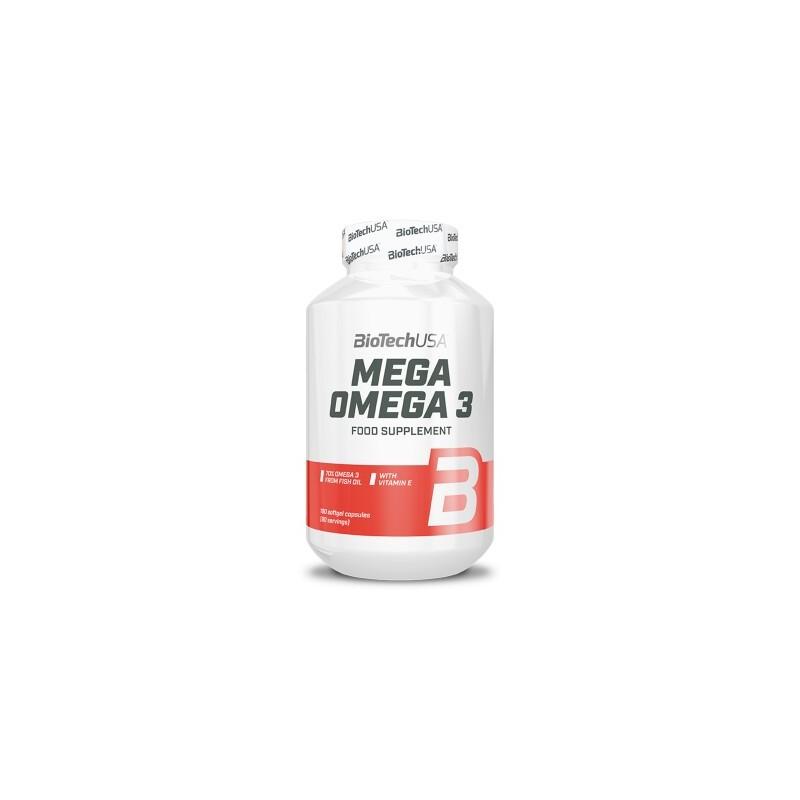 Méga Oméga 3 - BioTech USA