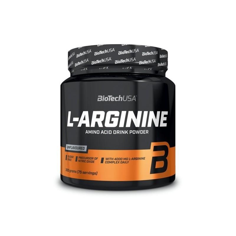 L-Arginine en poudre - BioTech USA
