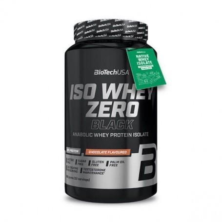 Iso Whey Zero Black - BioTech USA