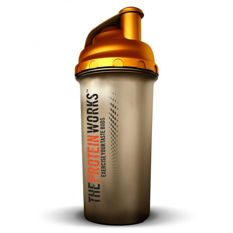 TPW SHAKER SILVER TOP -