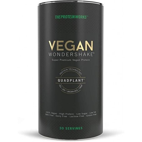 Vegan Wondershake -