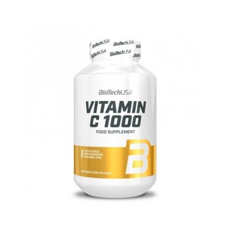 BioTech USA - Vitamin C1000
