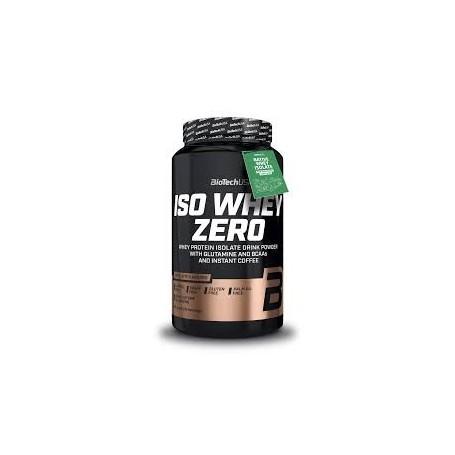 Iso Whey Zero sans lactose - BioTech USA