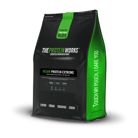 Vegan Extreme - The Protein Works