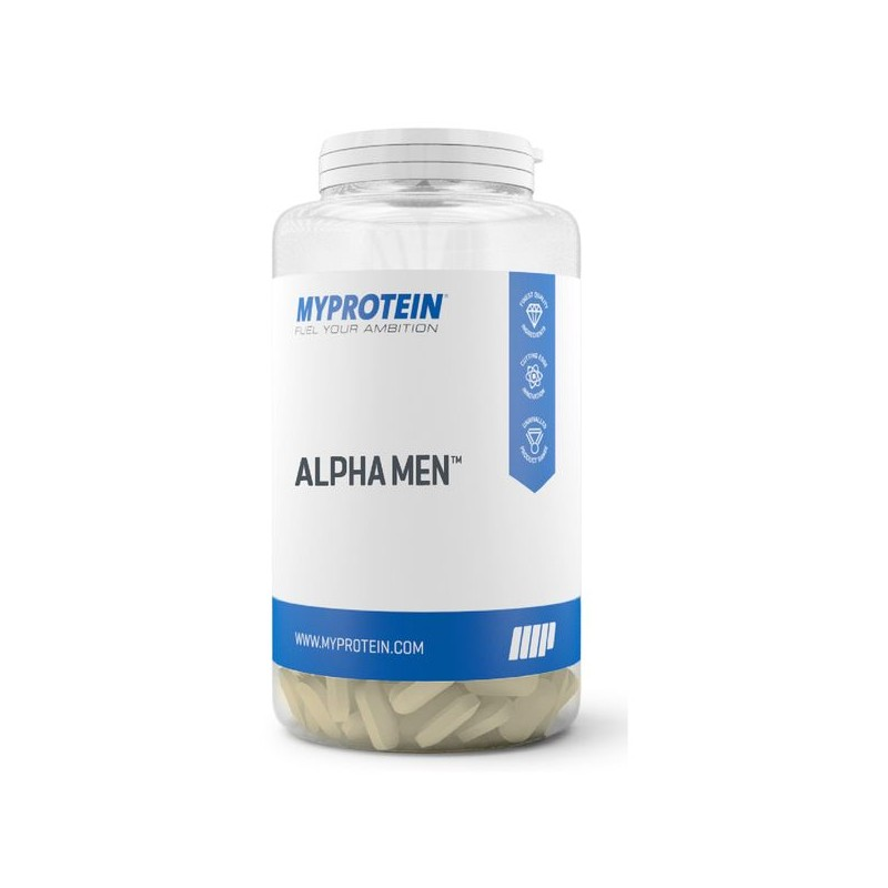 Alpha Men Super Multi Vitamin - My Protein