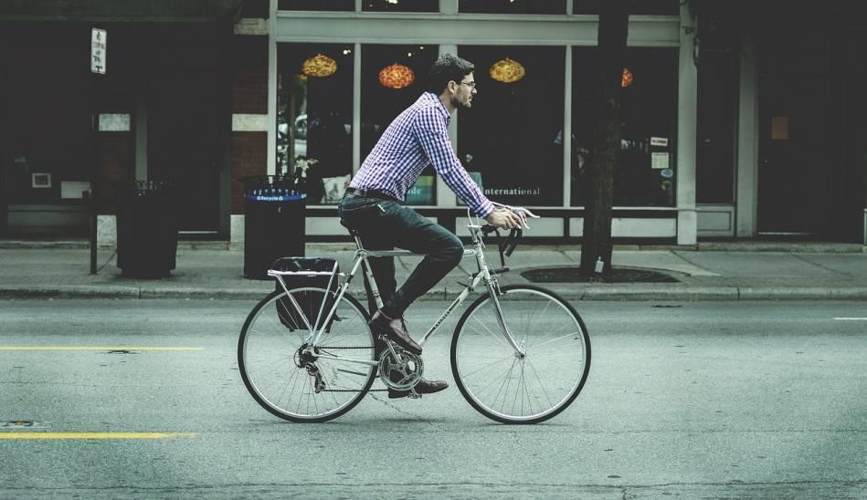 De l'utile à l'agréable : aller au travail à vélo - BioTechUSA